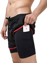 Azani 2 in 1 Transform Shorts with <b>Laser Cut</b> Panels - Combo ...