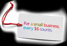 For a small business every    counts