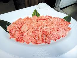 A  grade  top of the line Miyazaki Beef Striploin Wagyu  presented by Zenoh America     s LAMTC com