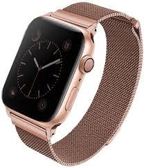 <b>Ремешок</b> Uniq Dante Strap Steel для Apple Watch 42/44mm pink ...