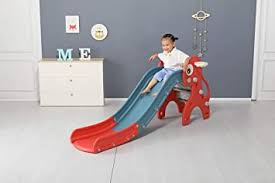 TomiKid <b>Multifunctional Plastic</b> Children's Slides, Safe And ...