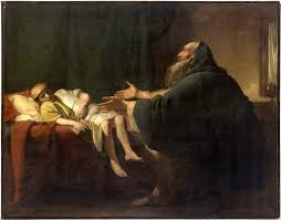 Image result for elijah raises the widow's son