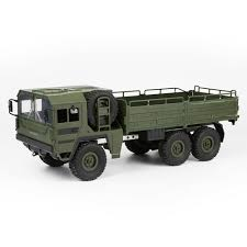 [Review] JJRC Q64 1/16 2.4G 6WD Rc Car Military Truck Off-road ...
