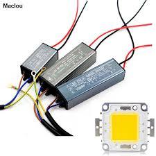LED Driver <b>10W</b> 20W 30W 50W <b>IP65</b> Power Supply Lighting ...