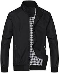 Nantersan <b>Mens Casual Jacket Outdoor</b> Sportswear Windbreaker ...