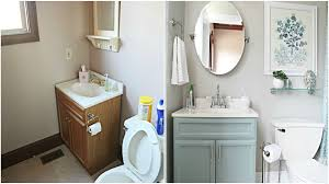 bed bath inspiring bathroom makeover for interior design e2 80 94 www small remodels before and office bathroom small office space