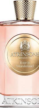 <b>ATKINSONS Rose in wonderland</b> eau de parfum 100ml | Pink ...