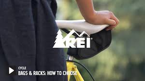 <b>Bike Bags</b> & <b>Racks</b>: How to Choose || REI - YouTube