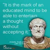 Critical Thinking Quotes - Lesson Plan Ideas - ProCon.org via Relatably.com