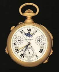 Most expensive watches over the world
