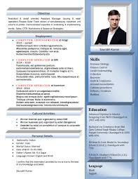 account assistant cv format pdf service resume account assistant cv format pdf how to write a cv for an accounting assistant 11 steps