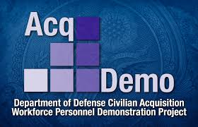home page of tinker air force base acq demo