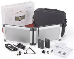 sound system wireless: includes wireless lapel mic gospksyswlrw zoom includes wireless lapel mic
