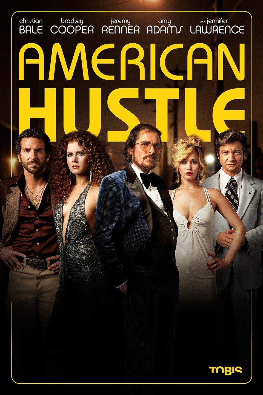 American Hustle 2013 Dual Audio Hindi-English 480p | 720p