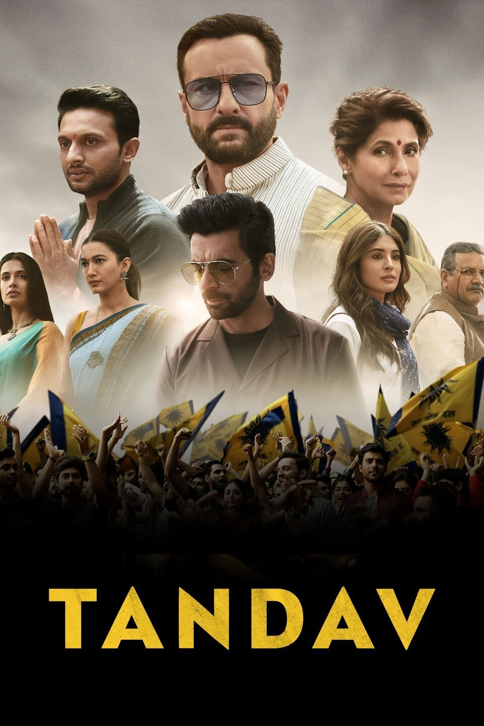 Download Tandav (Season 1) Hindi Amazon Prime Complete WEB Series 480p | 720p WEB-DL