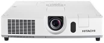 <b>CPWX4022WN</b> Collegiate Series WXGA 4000 Lumens <b>Hitachi</b> LCD