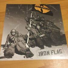 "<b>Wu Tang Clan Iron</b> Flag 4"" Wide Vinyl Decal Sticker BOGO ..."