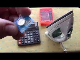 Ремонт <b>калькулятора</b>. - YouTube