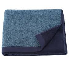 <b>Банное</b> полотенце, темно-синий, меланж, 70x140 см <b>IKEA</b> ...