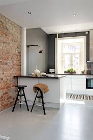 Black And White Kitchen Table Small Kitchen Design Ideas For Your Simple Cooking Place Cooking