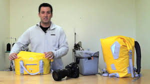 <b>Lowepro DryZone Backpack</b> 40L & DryZone Duffle 20L - YouTube