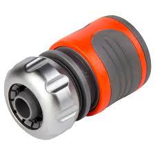<b>Коннектор</b> для шланга быстросъёмный <b>Gardena Premium 1/2</b> ...