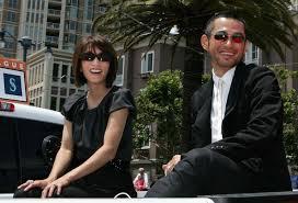 「2001, ichiro, shiattle, with his wife」の画像検索結果
