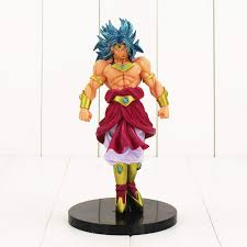 Online Shop <b>21cm Dragon Ball Z</b> Broly Figure Toy Super Saiyan ...