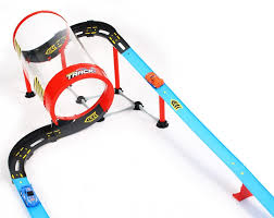Детский <b>пусковой трек Track Racing</b> SpinWay 360 - 68831 ...