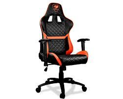 COUGAR ARMOR ONE (Black Orange) — купить <b>игровое</b> ...