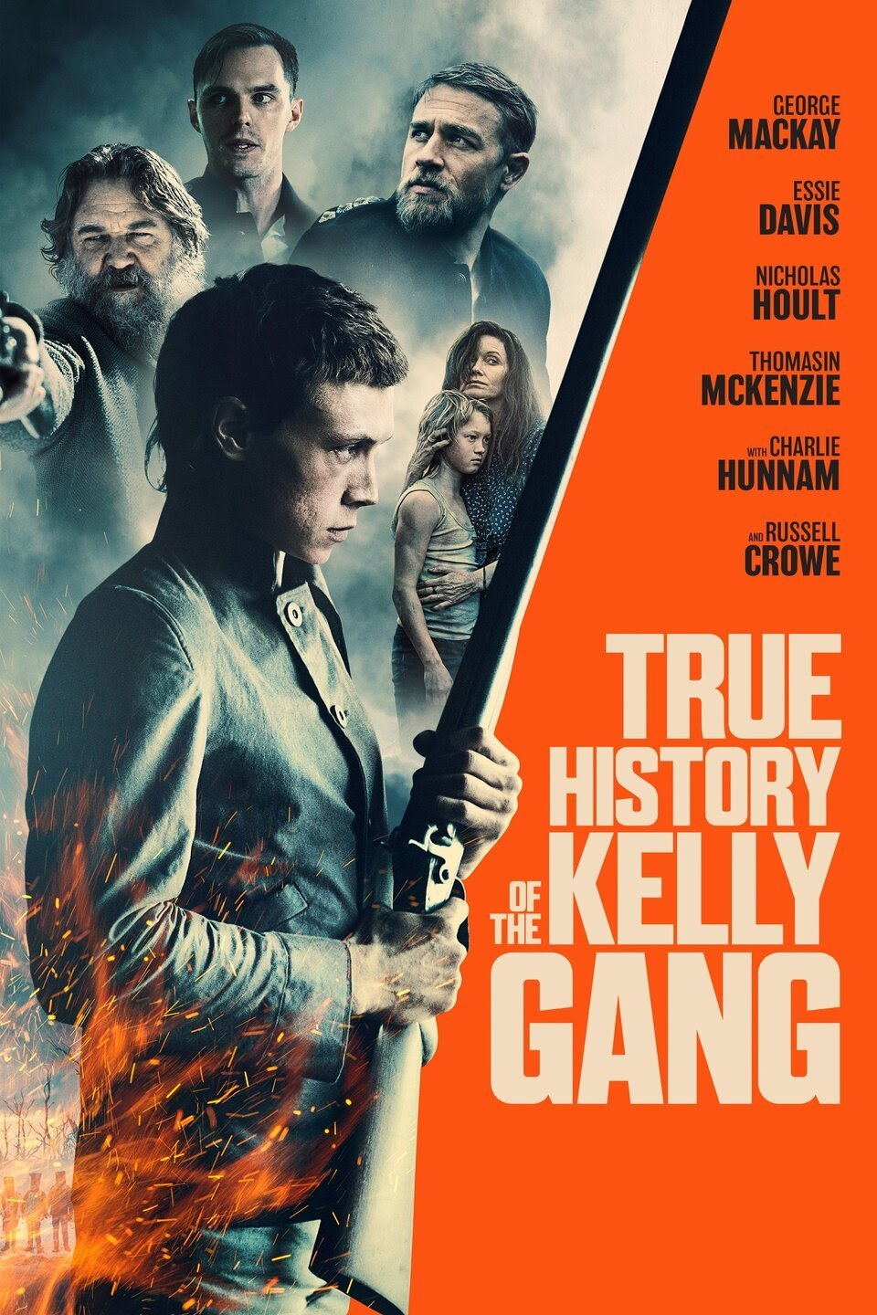 Image result for true history of the kelly gang review