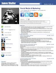 creative marketing resume ideas cipanewsletter social media marketing resume berathen com