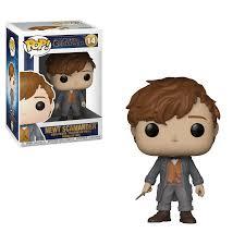 <b>POP</b>! Fantastic Beasts: The Crimes of Grindelwald <b>Newt</b> Scamander ...