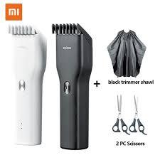 100% Original <b>XiaoMi ENCHEN</b> Powerful Hair Clipper <b>Professional</b> ...