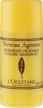 <b>L'Occitane Verbena</b> Deodorant Stick - <b>Дезодорант</b>-<b>стик</b> ...