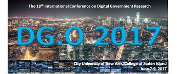 dg o th annual international conference on digital dg o 2017 18th annual international conference on digital government research