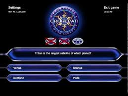 How to play KBC game online - YouTube