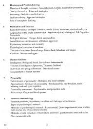psychology paper syllabus of ugc net psychology paper studychacha studychacha here is the attachment for ugc net psychology