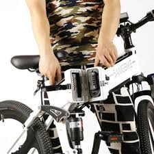 <b>Samebike LO26 Moped</b> Electric Bike Smart Folding Bike E-bike
