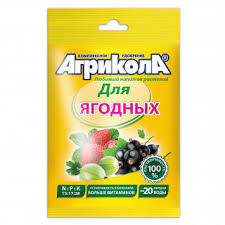 Удобрение для томатов, перцев и баклажанов <b>Агрикола 3</b>, <b>50</b> г ...