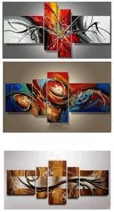 721 Best 4 Piece <b>Wall Art</b>, 4 piece oil <b>painting</b>, 4 panel <b>canvas</b> ...