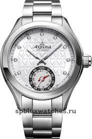 Купить <b>alpina</b> horological smartwatch <b>al</b>-<b>285std3c6b</b>