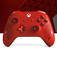 Xbox Wireless Controller – Sport <b>Red</b> Special Edition   Xbox