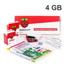 <b>Raspberry Pi 4</b> Desktop <b>Kit</b> US - 4GB - PiShop.us