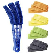 Amazon.com: Hiware Window Blind <b>Cleaner Duster Brush</b> with 5 ...