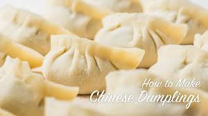 How to Make Chinese <b>Dumplings</b> (recipe) 饺子 - YouTube