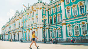 WOW!! Summer in ST. PETERSBURG RUSSIA - YouTube