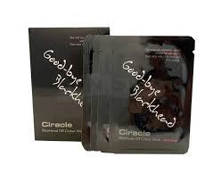 Купить Ciracle Blackhead Off Cotton <b>Mask маску для удаления</b> ...
