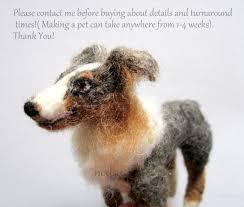 CUSTOM felted PET replica meme poseable fiber sculpture by nodsu via Relatably.com