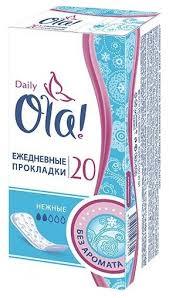 <b>Ola</b>! <b>прокладки</b> ежедневные D... — купить по выгодной цене на ...